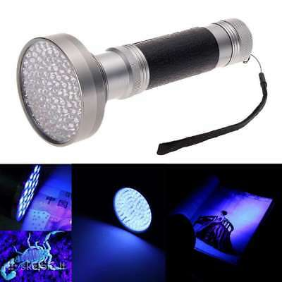 LED Torch UV Light Ultra Violet Blacklight LEDS Detect Body Fluid Urine Detector