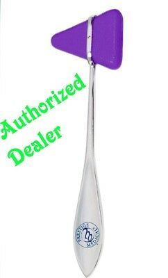 Prestige Medical Taylor Percussion Hammer purple Model 25