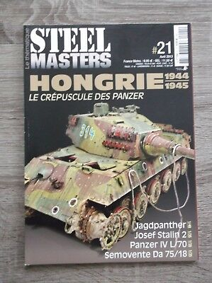 Steelmasters  Les  Thematiques  N° 21