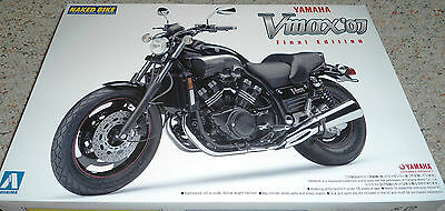 Aoshima 1/12 Yamaha V-MAX 2007 Final version