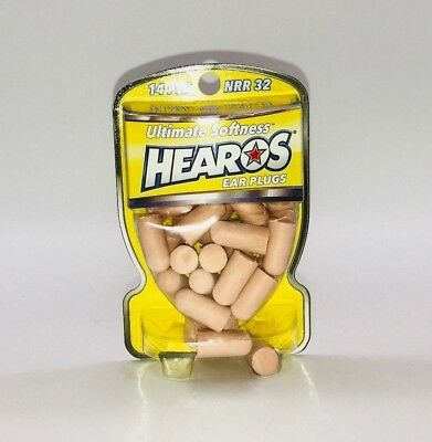 Hearos - Ultimate Softness Series Ear Plugs, 14 Pair
