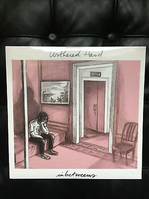 """Withered Hand Inbetweens 10"""" Ep With Download Sealed Brand New Record."""