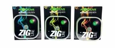 Korda Zig / Floater Line 100m Spool - Various Breaking Strains Available