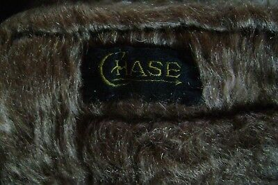 """Antique Car Sleigh Buggy  Lap Blanket Throw Blanket Mink Brand """" Chase"""" Amazing"""