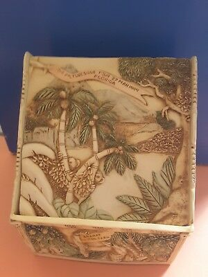 Harmony Kingdom Picturesque Florida Box Signed Tile By Bgkcollectibles