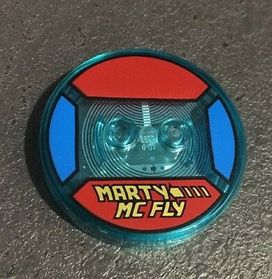 Back To The Future Marty Level Character Tag Lego Dimensions. No Lego Just Tag