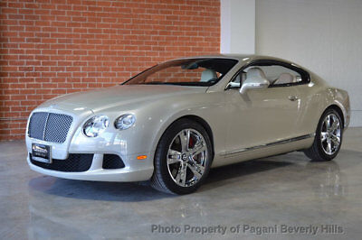 2012 Bentley Continental GT 2dr Coupe 2012 BENTLEY GT COUPE