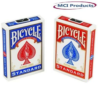1 NEW Sealed Package Deck of BICYCLE Standard Face Poker Playing Cards