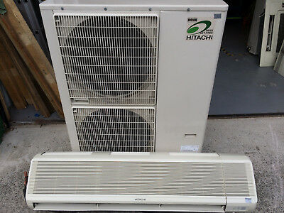 Hitachi Air Conditioning Unit 7.5kW (Heating + Cooling)