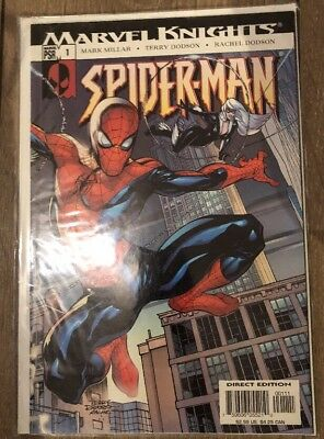 Marvel Knights Spider-Man 1 Marvel Comics