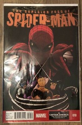 The Superior Spider-Man 10 Marvel Comics