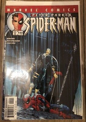 Peter Parker Spider-Man 32 Marvel Comics