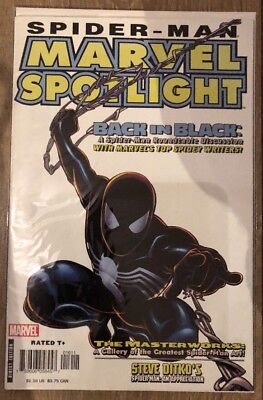 Spider-Man Marvel Spotlight Marvel Comics