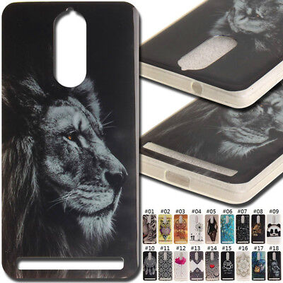 For Lenovo Vibe K5 Note Rubber Silicone Case TPU Soft Back Skin Protective Cover