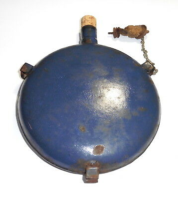 an original c.1890's British Army Water Bottle or Canteen.