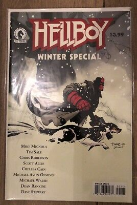 Hellboy Winter Special Dark Horse Comics
