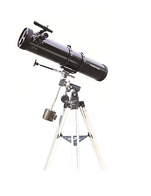 Saxon F1309 EQ2 Reflector Telescope
