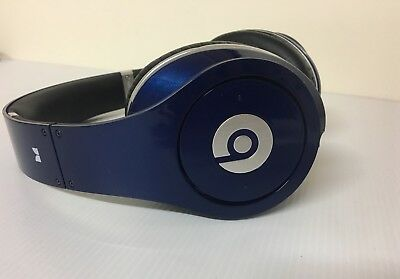 Beats by Dr. Dre Studio Over the Ear Cable Headphones - Blue