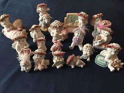 Dreamsicles Figurines Lot of 17-Great Group-SEE PHOTOS!