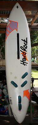 1980s BIC Wave Slalom Ken Winner Windsurfer Made In France BIC Competion Board.
