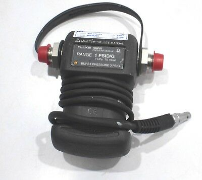 Fluke 700P02 Differential Pressure Module, 0 to 1.0000 PSID/G