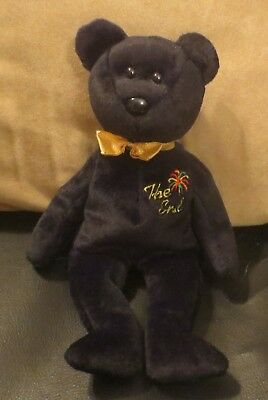 Ty Beanie Baby The End NO TAG 1999