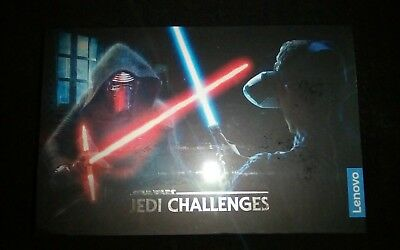 Star Wars Jedi Challenges Lenovo Virtual Reality VR Apple Iphone/Samsung Android