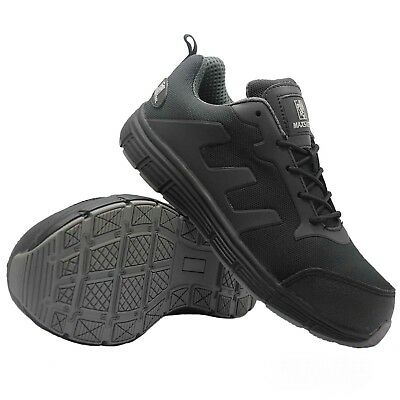 Mens Ultra Lightweight Wide Composite Toe Cap Safety Work Trainers Shoes Boots