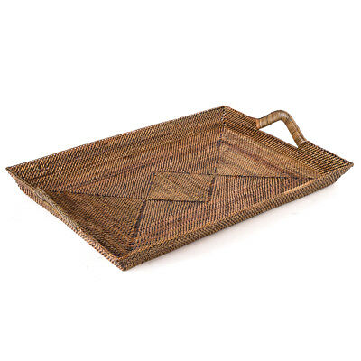 NEW Calaisio Rectangular Serving Tray with Handles 63x43cm