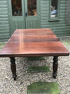 Antique Dining Table Extending