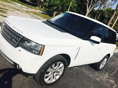 2012 Land Rover Range Rover HSE Super Charged 2012 Range Rover HSE Super Charged