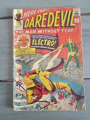 Daredevil 2 battles the super-powerful electro