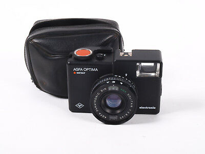 Vintage AGFA Optima Sensor 35mm Film Camera - not working