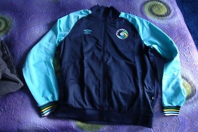 Trainingsjacke Fussball Cosmos New York Umbro XXL neu!