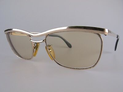 Vintage Alran Optik Gold Filled Eyeglasses Frames Made in Germany