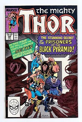 Marvel Comics: Thor #398 & #399 - Both Issues!