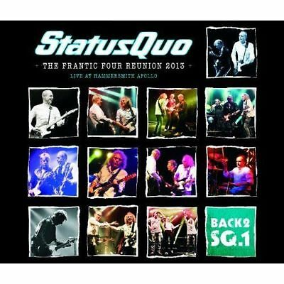 Status Quo - Back2SQ.1: Live at Hammersmith Apollo - CD