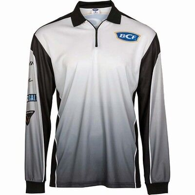 BCF Corporate Sublimated Polo - Mens, Black, M