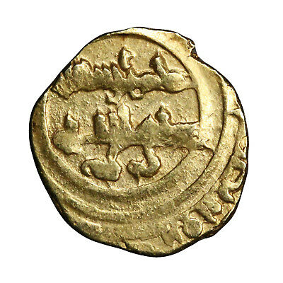 FATIMID: Gold 1/4 Dinar (0.98g), unidentified reign