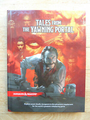 *** Dungeons and Dragons 5th Edition *** Tales From The Yawning Portal ***