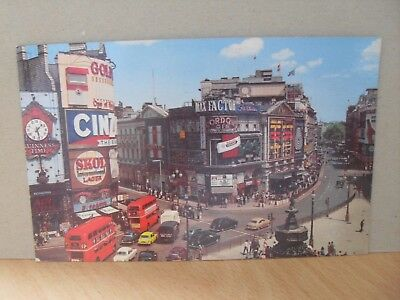CP de Londres - Piccadilly Circus - 1973 - Vers Bruxelles