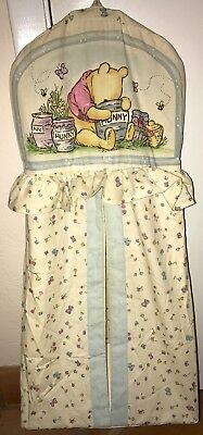 1998 Classic Disney Winnie the Pooh Red Calliope Diaper Holder Stacker