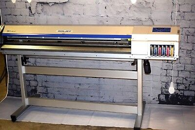 Roland SC-500 PRINT and CUT Eco Solvent Ink - Reliable, Low Maintenance!!!