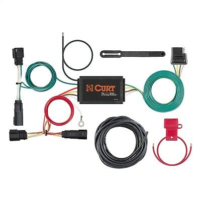 Trailer Connector Kit Custom Wiring Harness fits 17 18 Ford efi wiring harness ford expedition explained wiring diagrams