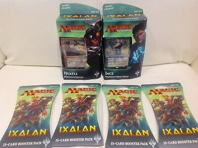 "Magic The Gathering ""Ixalan PlanesWalker Deck  Trading Card Job Lot"