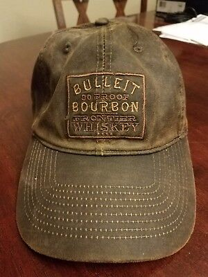 New  Bulleit Bourbon Frontier Whiskey Baseball Golf Hat