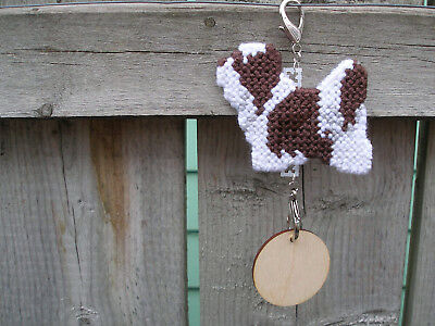 Havanese #4 dog crate tag or hang anywhere handmade sign any day ornament art