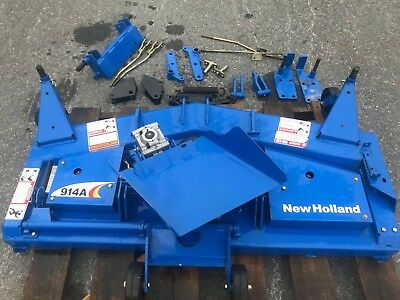"""New Holland 914A Mower Deck 54"""" Side Discharge 716416026"""