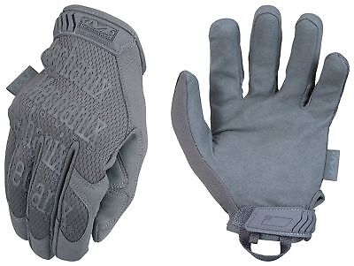Mechanix Wear - Original Wolf Grey Tactical Gloves (Medium, Grey)
