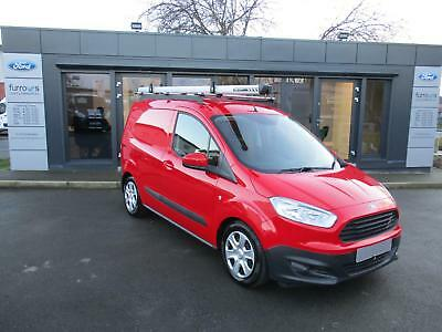 Ford Transit Courier L1 1 5tdci 95ps Trend A C Roof Rack